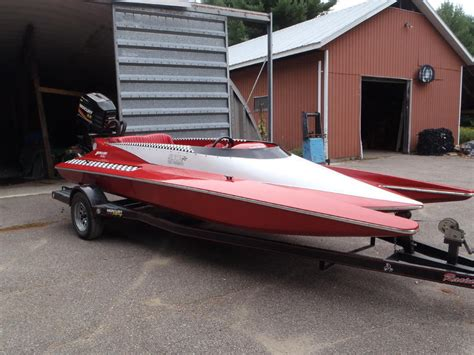 Stv Boats 4 Sale by 2005 Triad Stv River Rocket Powerboat For Sale In