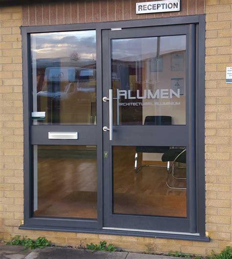 Commercial Aluminium Doors And Shop Screens  Smart Wall