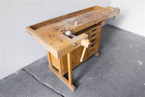 sjobergs woodworking bench sj 246 bergs joiner s workbench at 1stdibs