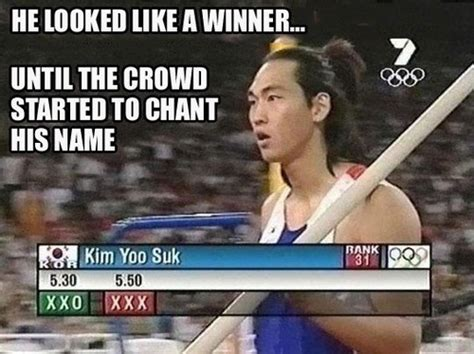 Funny Sport Memes - kim yoo suk dr heckle