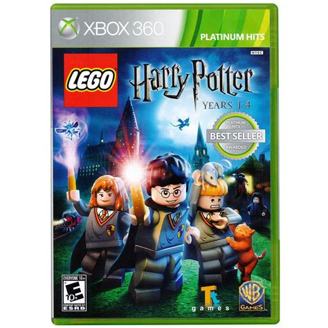 Harry potter store new york. Juego Xbox 360 Lego Harry Potter 1-4 Years