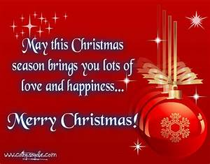 Merry Christmas Greetings, Wishes and Merry Christmas ...