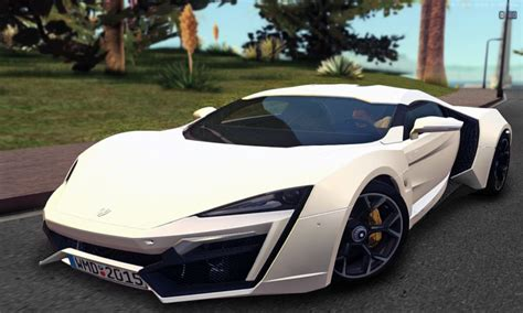 Welcome To The Lykan Hypersport At Only .4 Million …with