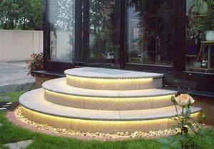 Außentreppen Beleuchtung Led : fimexo au entreppen aussen treppen led beleuchtung ~ Sanjose-hotels-ca.com Haus und Dekorationen