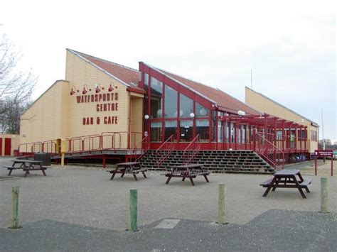 ferry meadows watersports centre cafe picture