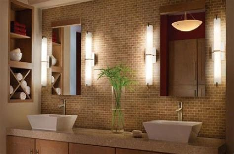 Bathroom Mirror And Lighting Ideas by 1000 Images About Bathroom Lighting Mirror On