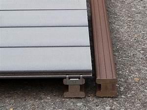 Wpc Terrasse Unterkonstruktion : der passende unterbau zu den massiven wpc terrassendielen ~ Orissabook.com Haus und Dekorationen