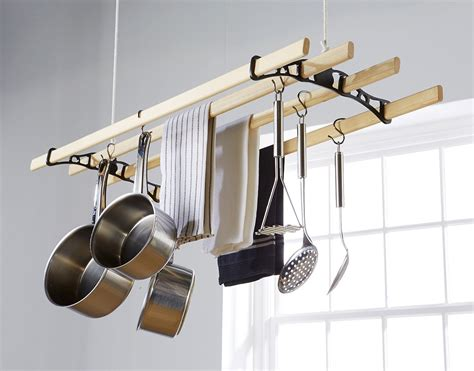 ceiling pulley clothes airer shelly lighting
