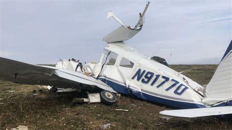 Guthrie Center Plane Crash Update