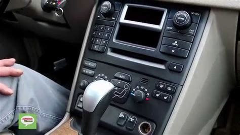 volvo infotainment control module icm removal procedure