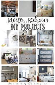diy room decor ideas for the master bedroom domestically