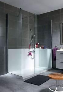 Changer Un Carreau De Carrelage : remplacer le carrelage une salle de bain ~ Nature-et-papiers.com Idées de Décoration