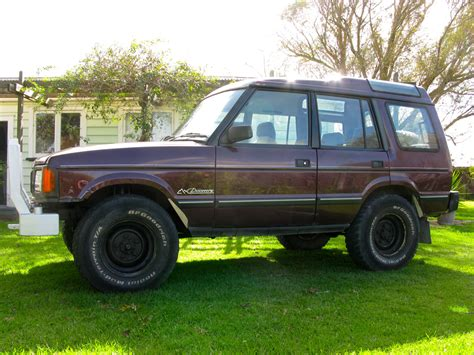 Land Rover Discovery Modification by 2pintsplease 1993 Land Rover Discovery Specs Photos