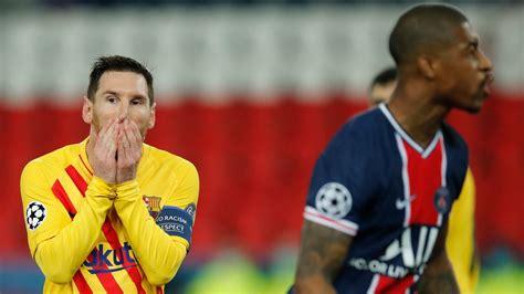 PSG 1 - 1 Barcelona - Match Report & Highlights