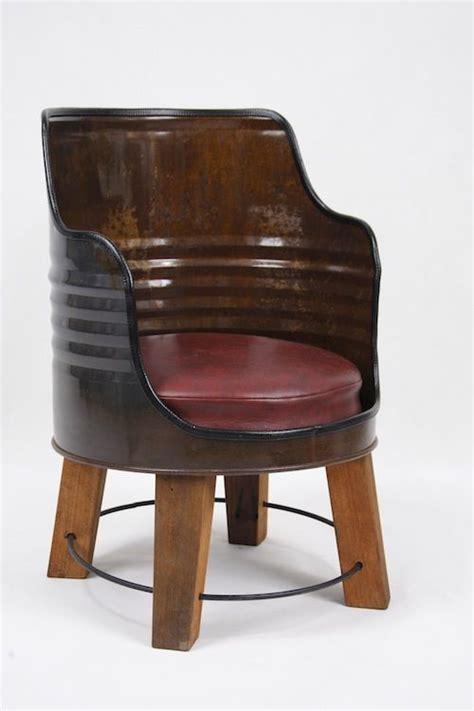 steel barrel furniture google search design ideas