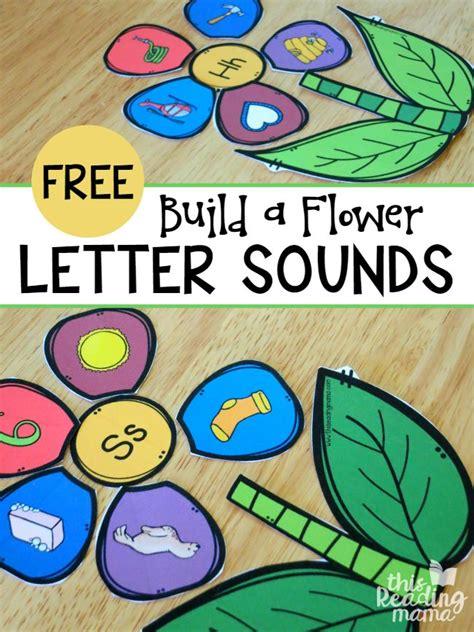 build  flower letter sounds sort  images