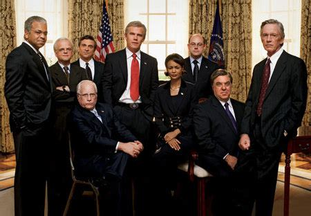 Bush Administration Cabinet by Look Oliver S Bush Administration Towleroad