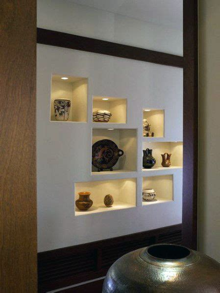 top   recessed wall niche ideas interior nook designs