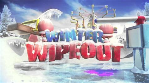 wipeout winter moments