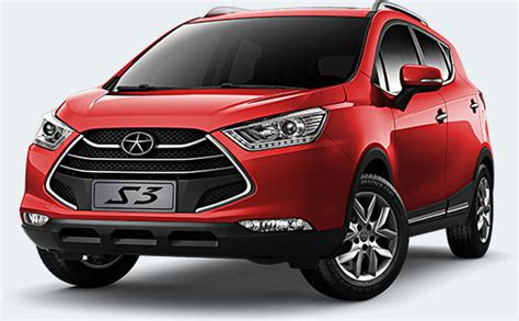 Showroom—SUV—S3—JAC MOTORS