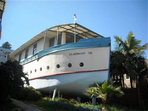 Living On A Boat Cardiff by Encinitas Lifestyle Famed Boat House Open For Tours