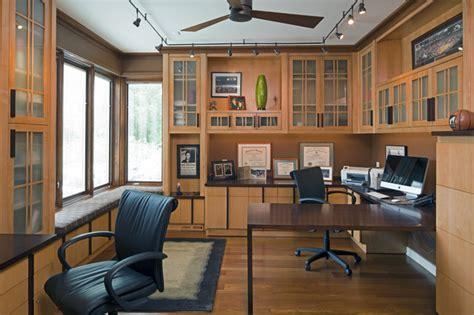 western run study   craftsman home office