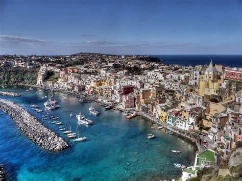 Procida Island Campania Italy