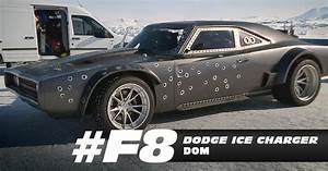Dessin Fast And Furious : fast furious 8 les bolides des cinq h ros r v l s allocin ~ Maxctalentgroup.com Avis de Voitures