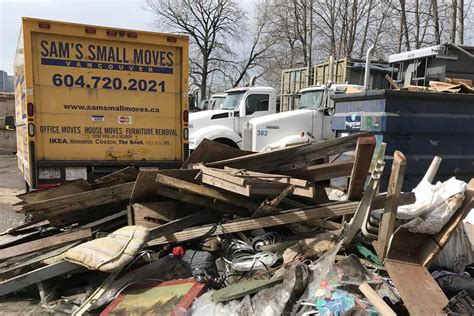 cheap junk removal services sams junk removal