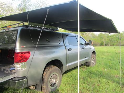 Retractable Truck/suv Awning
