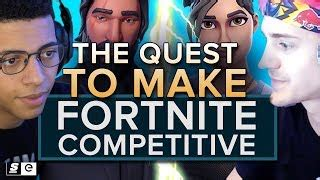 The quest to make Fortnite competitive: Fortnite Fridays ...