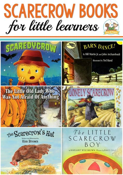 books about scarecrows pre k pages 593   Scarecrow Books for Preschool and kindergarten