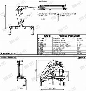 Used Loader Truck Hydraulic Mobile Crane Cylinder For Knuckle Boom Crane