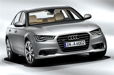 Big Garage De by фотографии Audi A6 2011