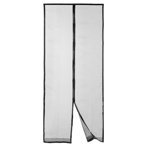 rideaux fenetre cuisine rideau moustiquaire magnétique 38 quot x 90 quot rona