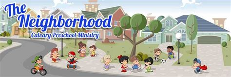 child care centers and preschools in dothan al 571 | logo 2013 04 17 PreschoolNeighborhood