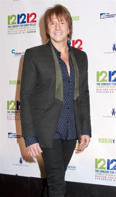 Richie Sambora Drops Out Bon Jovi Tour For Personal