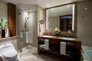 hotel review shangri la hotel singapore garden wing With shangri la bathroom