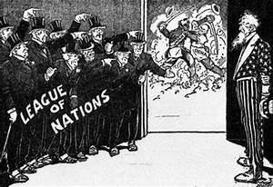 Why was this cartoon published?   eNotes