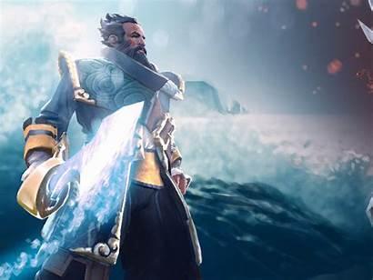 Kunkka Dota Heroes Admiral Daelin Proudmoore Zeus