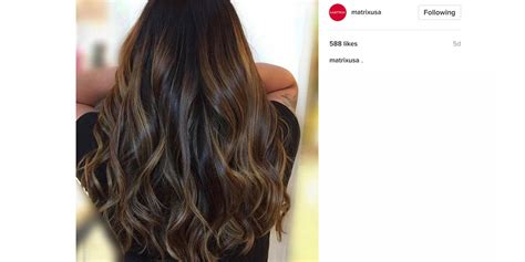 The Top Brunette Hair Color Trends