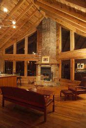 chalet sq ft oak cabin kit log homes cabin kits