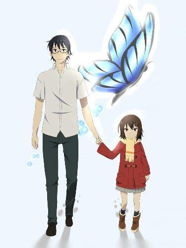 satoru kayo boku dake ga inai machi anime favorite