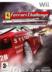 Jeu De Ferrari : ferrari challenge deluxe sur wii ~ Maxctalentgroup.com Avis de Voitures