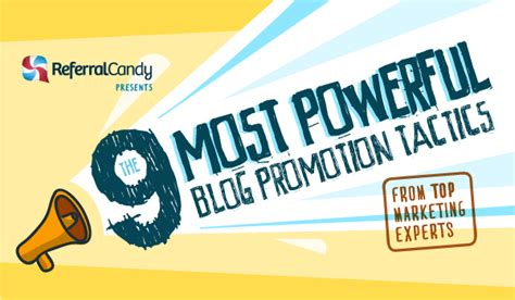Marketing Experts by The 9 Most Powerful Promotion Techniques From Top