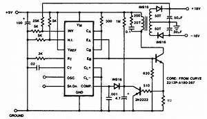 flyback converter circuit diagram electronic circuit With flyback circuit