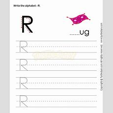 Pin By Turtle Diary On Preschool Alphabet Writing Worksheets Pinter…