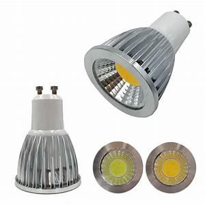 Gu10 Led Lamp : buy free shipping 10pcs 3w 5w cob gu10 ~ Watch28wear.com Haus und Dekorationen