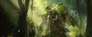 Treant Protector Build Guide DOTA 2: Watcher in the Forest