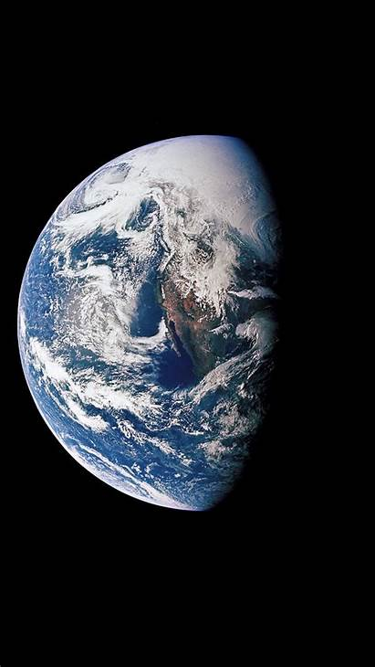 Earth Space Planet Iphone Background 6s Parallax